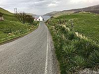 Shetland running