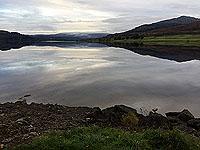 A still Loch Venachar