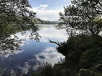 Still waters on Loch Venachar